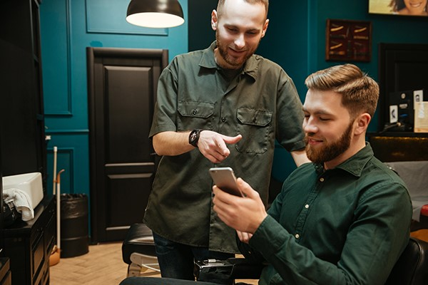 How To Talk To Your Barber And Get The Perfect Haircut